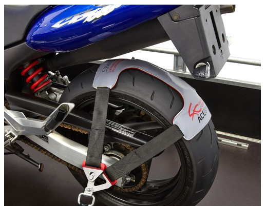 Накладка на колесо для крепления мотоцикла Tyrefix model 301