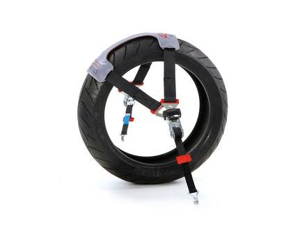Накладка на колесо для крепления мотоцикла Tyrefix model 300