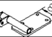 Кронштейн амортизатора 81771D.001-07.05.330