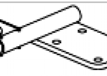 Кронштейн амортизатора 81771Е.001-07.05.430