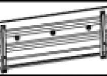 Борт передний откидной в сборе МЗСА 3906.0201
