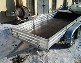 Двухосные прицепы МЗСА от 67200 руб - скидка в СПб