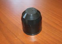 Колпачок на фаркоп черный пластиковый