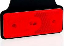 Фонарь контурный MD-013C K LED красный