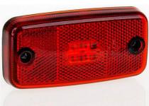 Фонарь контурный FT-019C LED красный