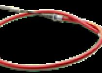 Тормозной трос быстросъемный 890/1086