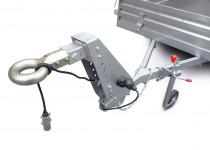 Сцепная петля МЗСА-2707710 с кронштейном и удлинителем электропроводки