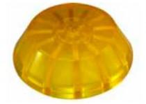 Пробка для носового рол L=40, D=120/14 мм,желтая