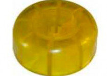 Пробка для носового рол L=30, D=73/14,5 мм, желтая
